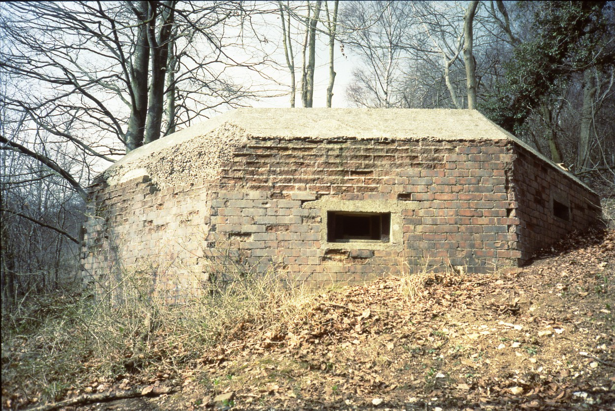 Decaying Defences of the Second World War